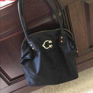 Black purse made by C Wonder; good condition!